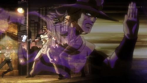 ジョジョ アニメ 第三部 第11話 ホル・ホースの回想シーン