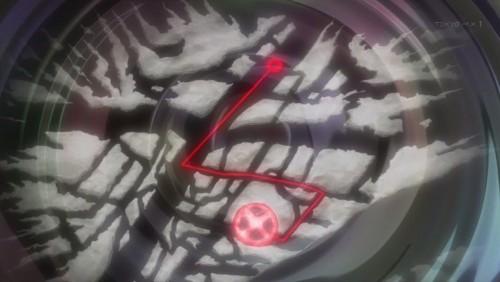 ジョジョ アニメ 第三部 第12話 灰の地図