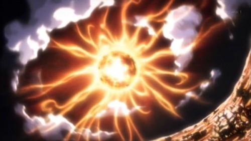 ジョジョ アニメ 第三部 第18話 太陽(サン)の猛威