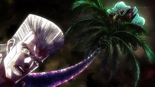 ジョジョ アニメ 第三部 第21話 ある思いに気づくポルナレフ