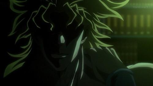 ジョジョ アニメ 第三部 第24話 DIO 「つくづく残酷だな この世界というものは」