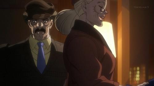 ジョジョ アニメ 第三部 第23話 電話を持つスージーQ