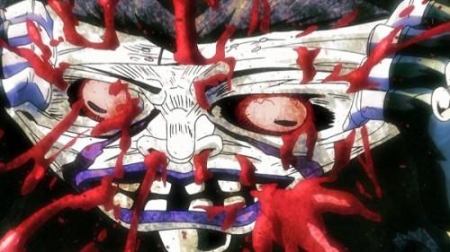 ジョジョ アニメ 第三部 第23話 引きちぎれそうなハイプリエステス