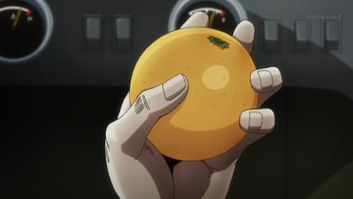 ジョジョ アニメ 第三部 第27話 イギーが拾ったオレンジ