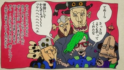 ジョジョ アニメ 第三部 第27話 オインゴ・ボインゴアドベンチャー 人生とはそういうもの