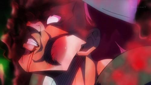 ジョジョ アニメ 第三部 第29話 カーンの最後