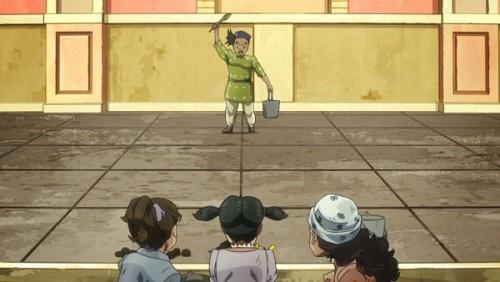 ジョジョ アニメ 第三部 第32話 ままごとに混ぜて欲しい男の子