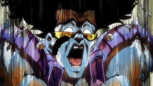 ジョジョ アニメ 第三部 第33話 アレッシー 大ショック