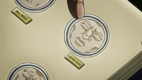 ジョジョ アニメ 第三部 第34話 スティーブン・ムーア