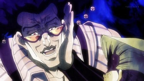 ジョジョ アニメ 第三部 第32話 変態なアレッシー