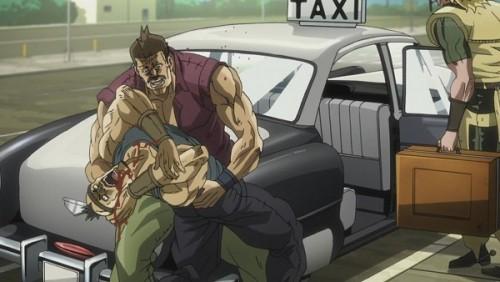 ジョジョ アニメ 第三部 第36話 「ギニャアアーーッ」