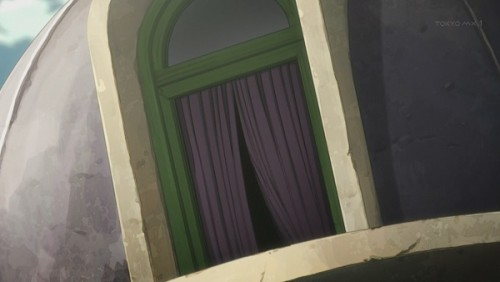 ジョジョ アニメ 第三部 第38話 DIOの館