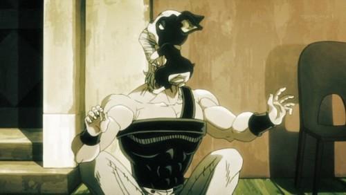 ジョジョ アニメ 第三部 第39話 イギーとポルナレフ