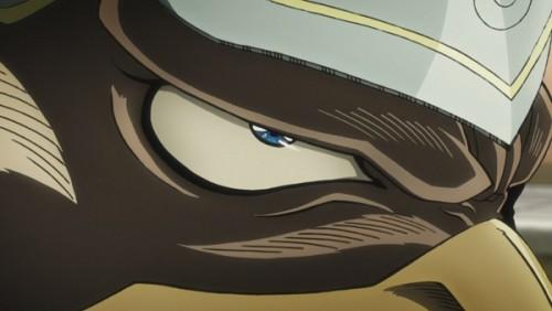 ジョジョ アニメ 第三部 第38話 ペット・ショップの眼光