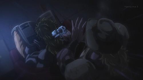 ジョジョ アニメ 第三部 第36話 DIOを撃つホル・ホース