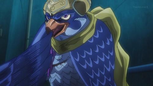 ジョジョ アニメ 第三部 第38話 ブルース・リーの真似をするペット・ショップ