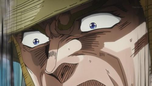 ジョジョ アニメ 第三部 第36話 「にゃんじゃあ~~~ッこれは」