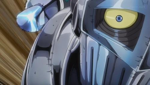 ジョジョ アニメ 第三部 第43話 「くらえッ!」
