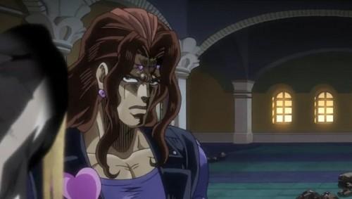 ジョジョ アニメ 第三部 第43話 DIOの弱点言っちゃうヴァニラ・アイス