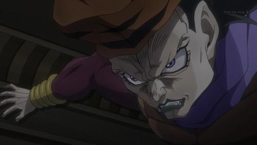 ジョジョ アニメ 第三部 第44話 「承太郎をやるのはこのオレ様だ」