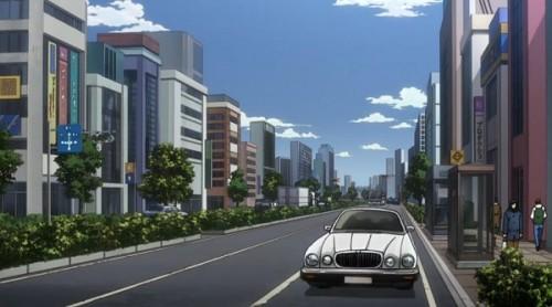 ジョジョ アニメ 第三部 第44話 日本に来たスージーQ