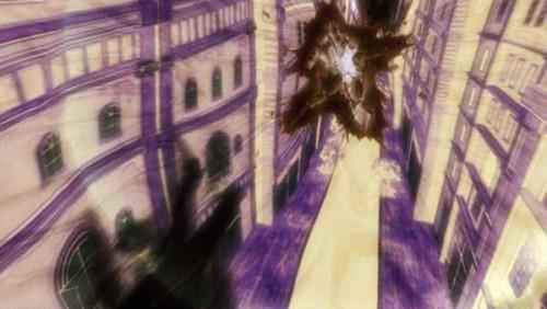 ジョジョ アニメ 第三部 第47話 「ザ・ワールド! 止まれいッ!時よッ!!」