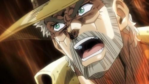 ジョジョ アニメ 第三部 第46話 「ディオ!ッ」