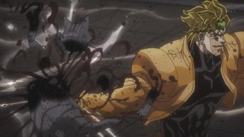 ジョジョ アニメ 第三部 第46話 ボゴオン!