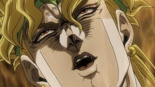 ジョジョ アニメ 第三部 第47話 「完全なるとどめを……刺す!」