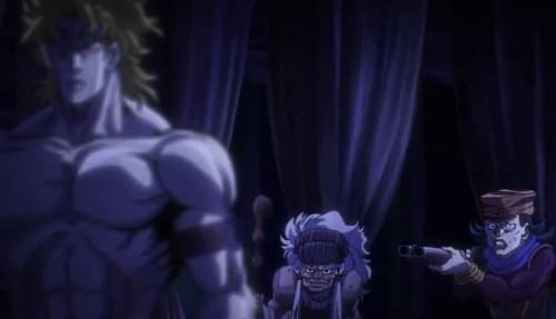 ジョジョ アニメ 第三部 第47話 DIOを撃つヌケサク