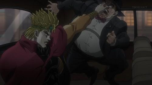 ジョジョ アニメ 第三部 第45話 「もう一度言う」