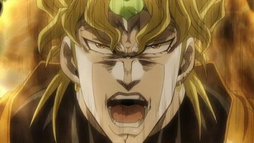 ジョジョ アニメ 第三部 第47話 問いただすDIO
