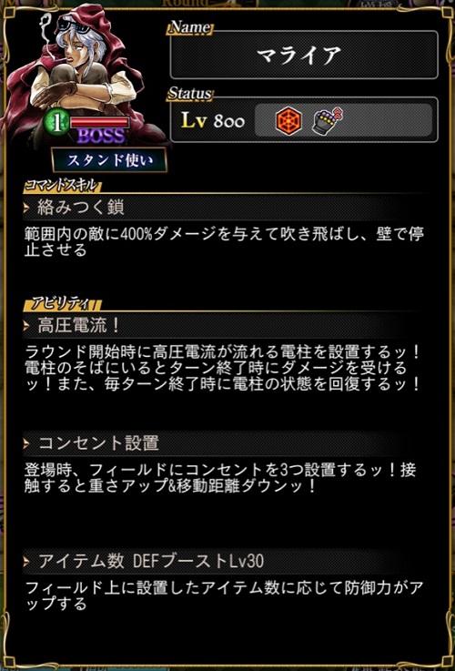 ジョジョSS『テクタワバ 脱出不可能よッ!編』究極フロア4 ボス