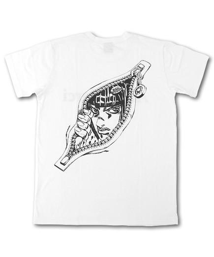 ジョジョの奇妙な冒険ブチャラティTシャツ
