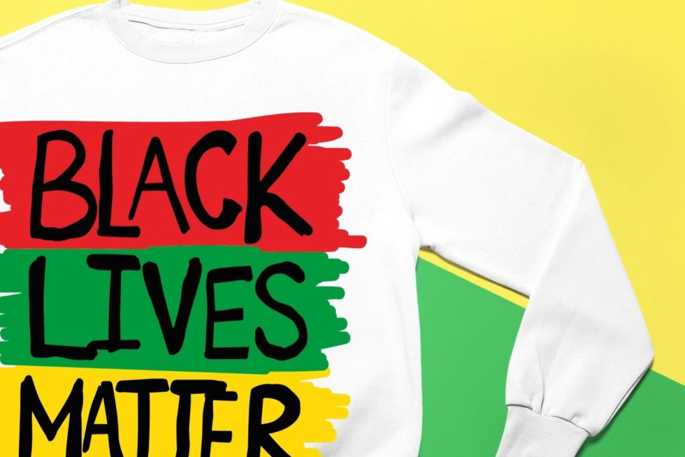 Black live matter svg png and printable for sublimation and cutting machines