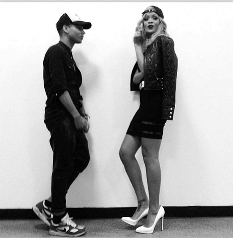Olivier+Rihanna