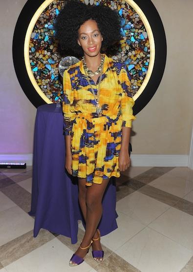 Style Icon Solange Knowles Jojocrews Com