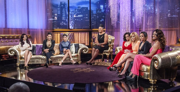 Love and hip hop reunion 1