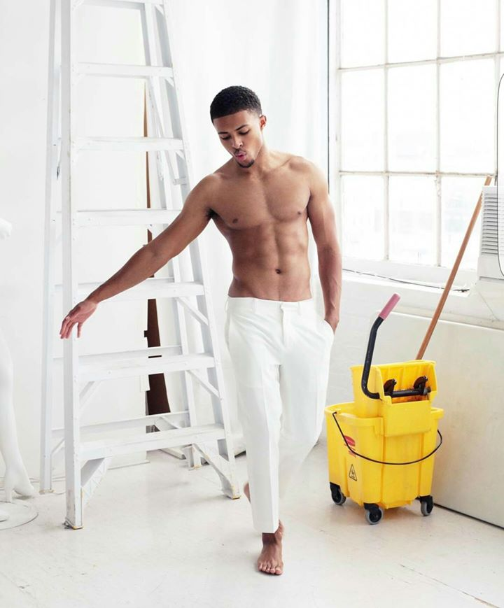 Swoon: Diggy Simmons Shares Sexy New Instagram Shots