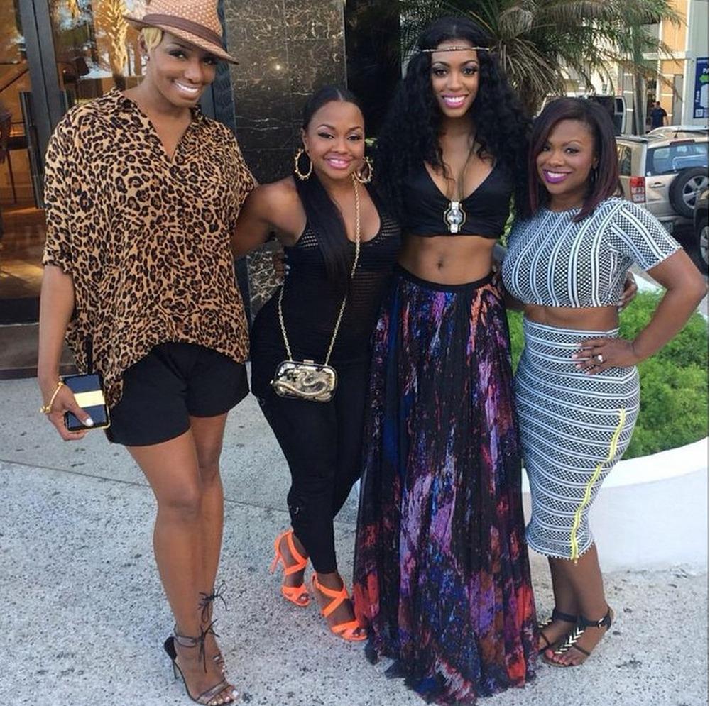 Nene Leakes SLAMS Phaedra Parks & Porsha Williams