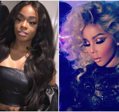 Azealia Banks Issues Lil' Kim Long Overdue Apology, Kim Responds [Photo]