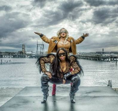 IT'S HERE! Remy Ma Unveils SMOKING HOT 'Wake Me Up' (feat. Lil' Kim) Video