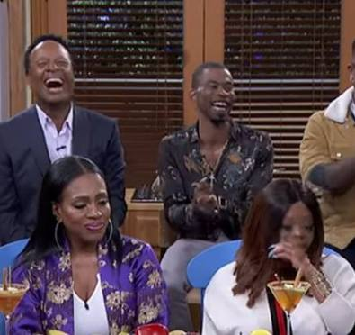 The Cast of 'Moesha' Has Emotional Reunion After 16 Years on 'The Real'+Talks Possible Reboot [Video]