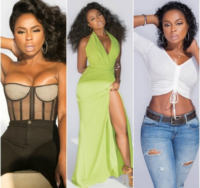 Still Winning: Phaedra Parks Lands New Wilhelmina Models Contract [Photos/Interview]
