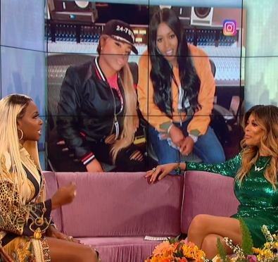 Remy Ma Unveils 'Wake Me Up' Video Sneak Peek, Talks Vince Herbert Managing, Multi-Million Dollar Deal, Relationship with Lil' Kim, Weight Loss Secret & More at 'Wendy' [Video]