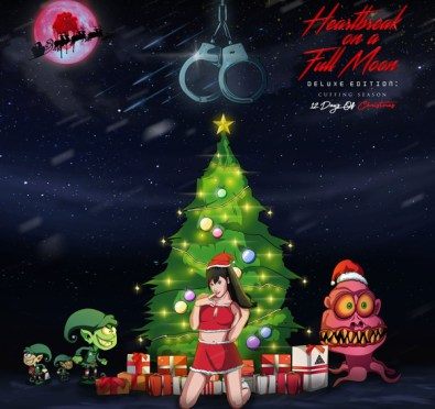 Surprise! Chris Brown Drops ''Heartbreak on a Full Moon: 12 Days of Christmas' Deluxe Edition Album Totaling 57 Songs! [Listen]