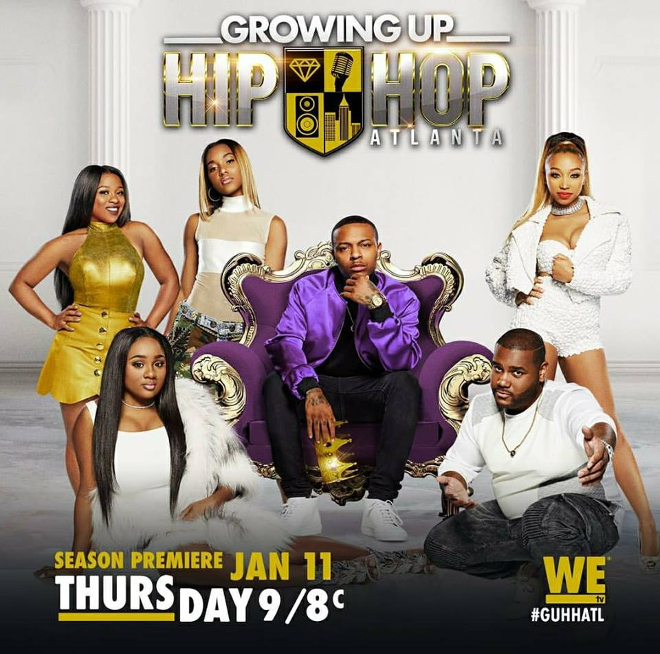 Image result for growing up hip hop atlanta season 2