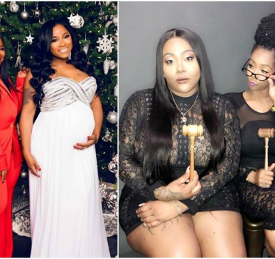 """Did You Miss It: Khia & TS Madison Roast Toya """"Toyota"""" Wright & Daughter Reginae """"Resume"""" Carter During 'The Queens Court' After Toya & Reginae Clap Back [Videos]"""