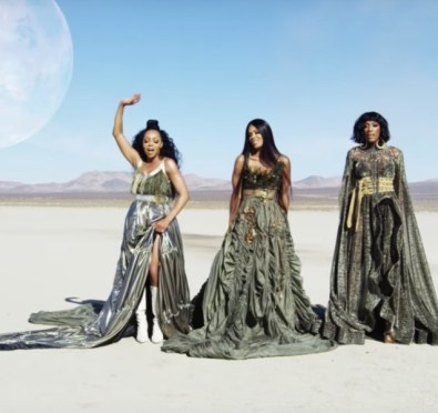 New Video: En Vogue 'Rocket'