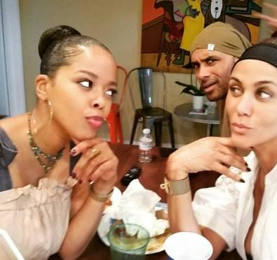 Nicole Ari Parker, Boris Kodjoe & Malinda Williams Tease 'Soul Food' Series Reunion